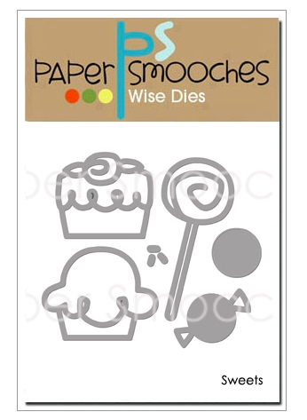 Paper Smooches: Sweets Dies