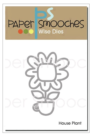 Paper Smooches: House Plant Die