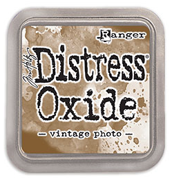 Tim Holtz: Distress Oxide Vintage Photo