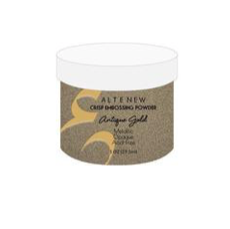 Altenew: Antique Gold Crisp Embossing Powder