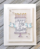 Avery Elle: Time to Party Stamp Set