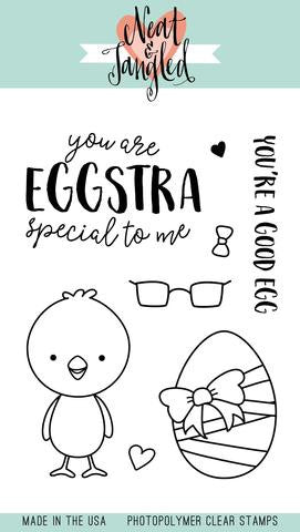 Neat & Tangled: Eggstra Special Stamp Set