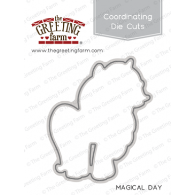 The Greeting Farm: Magical Day Coordinating Die Set