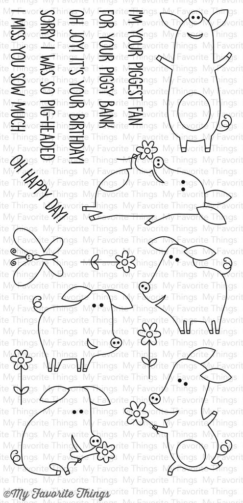 My Favorite Things: Sow Much Cuteness Stamp Set