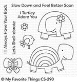 My Favorite Things: Too-Cute Turtles Stamp Set