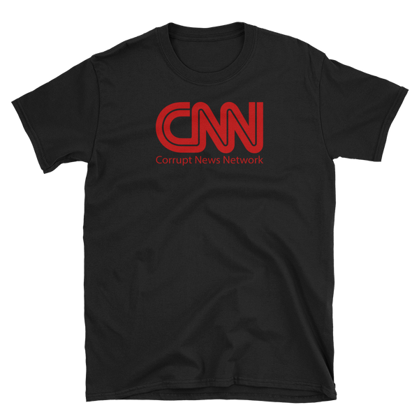 Corrupt News Network Tee - abcsoupgang