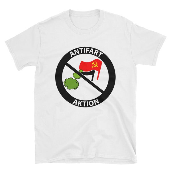 ANTIFART AKTION Tee - abcsoupgang
