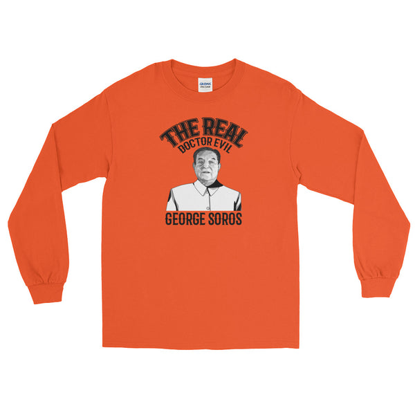 The Real Dr. Evil Long Sleeve Tee