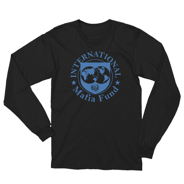 International Mafia Fund Long Sleeve Tee - abcsoupgang