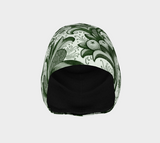 Green Vines and Leaves Beanie