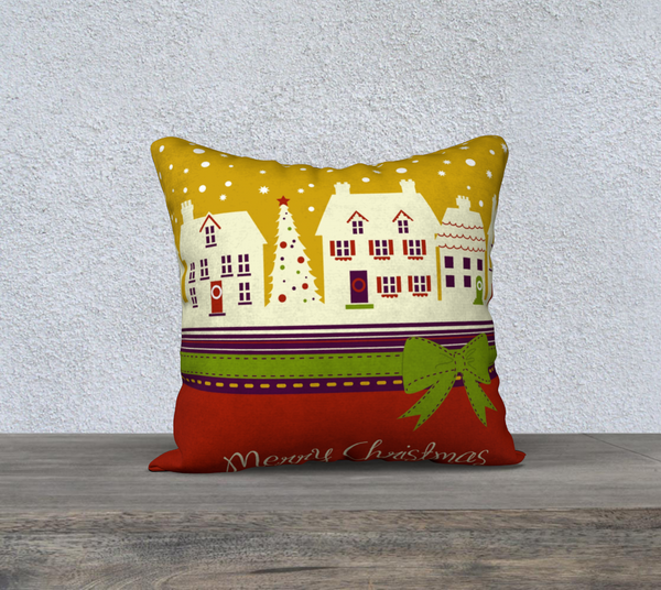 Christmas Village 18 X 18 - FineHomeDecor101