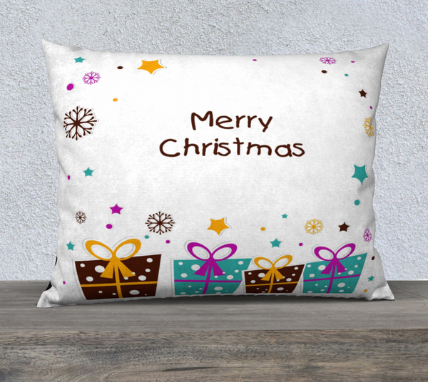 Merry Christmas Packages 26 X 20