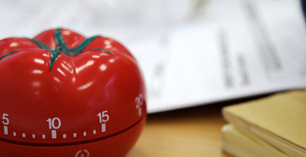 Can A Tomato Timer Make You More Productive?