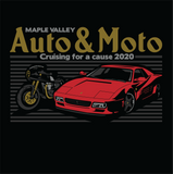 Maple Valley Auto & Moto Cruising for a Cause (Charity Drive)