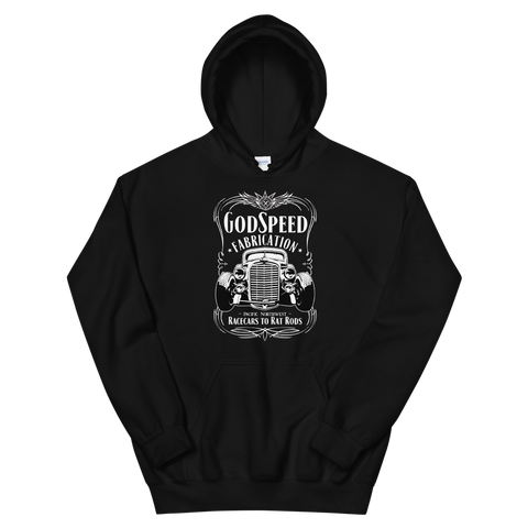 GodSpeed Pull-over Hoodie