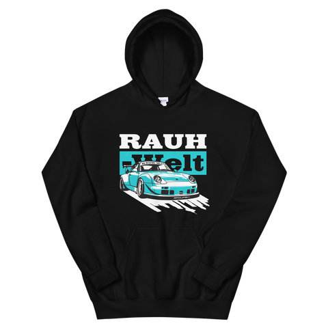 RWB Seattle #5 - Official Hoodie