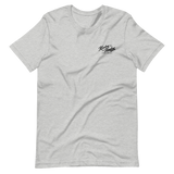 Kustom Shoebox Ford Library - Series 1 black ink premium T-Shirt (Gray)