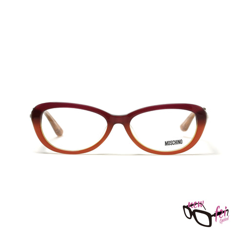 Moschino MO142 04S Brown Yellow|Moschino MO142 04S 啡黃色