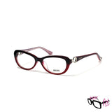 Moschino MO142 02S Brown Red|Moschino MO142 02S 啡紅色
