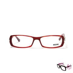 Moschino MO185 C2 Brown Red|Moschino MO185 C2 啡紅色