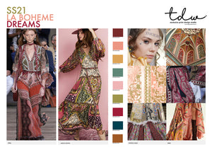 TREND UPDATE: LA BOHEME DREAMS