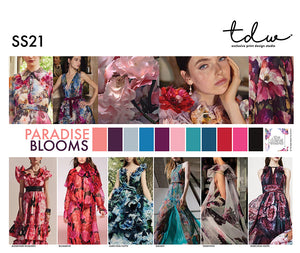 TREND Paradise Blooms A3 Digital File