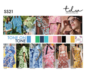 TREND Tone on Tone A3 Digital File