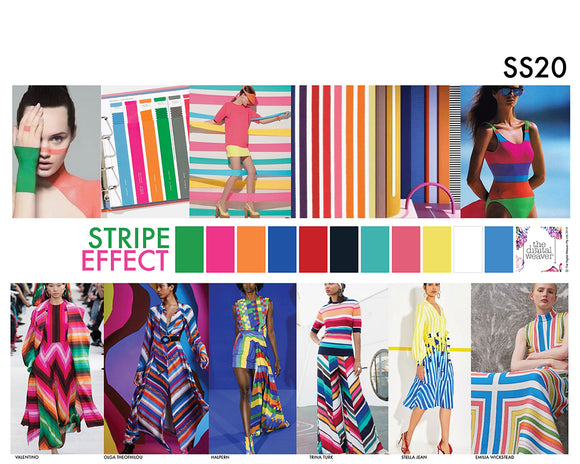 TREND Stripe Effect A3 Digital File
