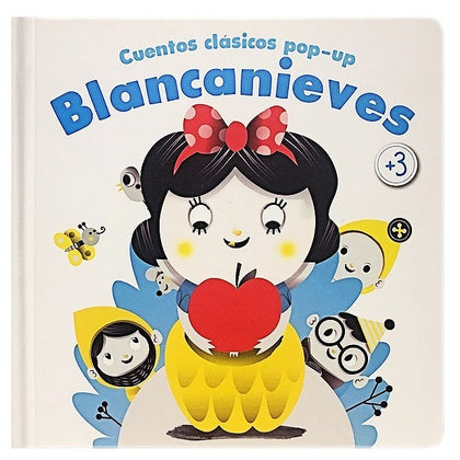 Blancanieves. Cuentos clásicos Pop-Up