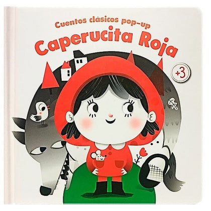 Caperucita Roja. Cuentos clásicos Pop-Up