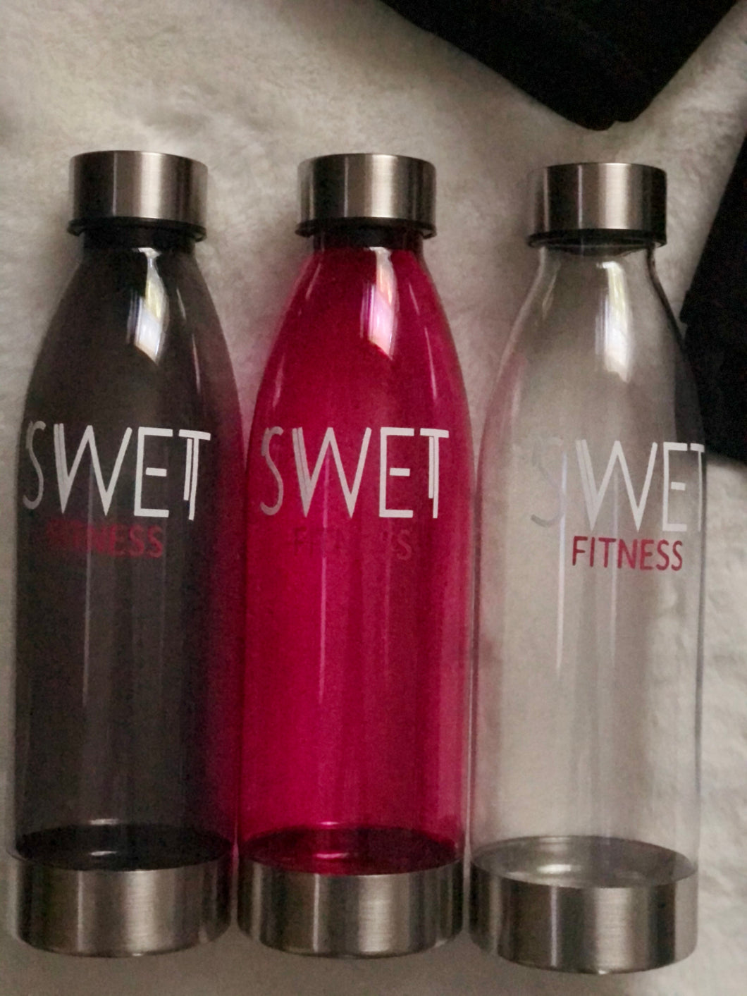 SWET Fitness water bottle