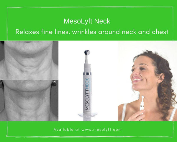 neck skin treatment