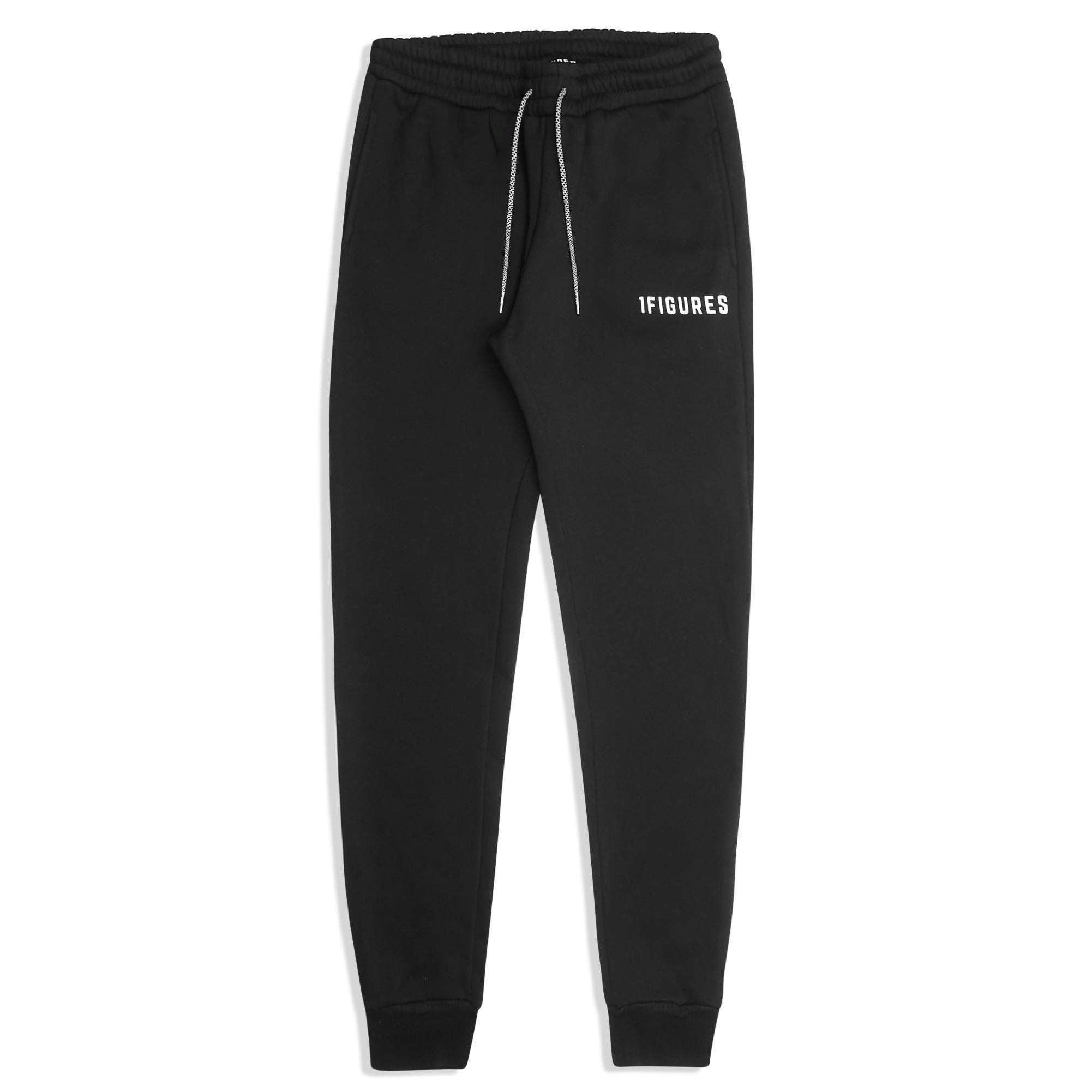 1FIGURES - Black OG Sweatpants