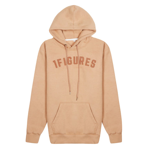 1FIGURES - Camel Brown Pullover