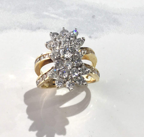 Diamond Fashion Ring - Kristoff Jewelers