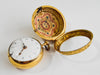 Gold Pocketwatch by John Archambo, Circa 1732 - Kristoff Jewelers