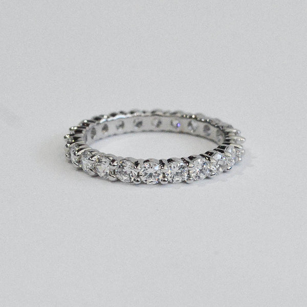 3 Carat Diamond Eternity Band