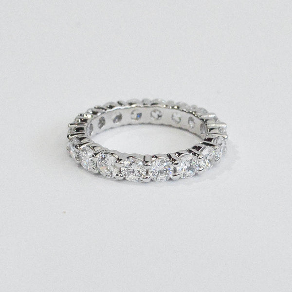 4 Carat Diamond Eternity Band