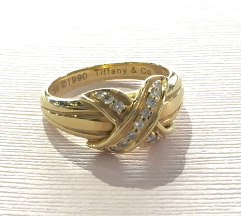 Vintage Tiffany & Co Diamond
