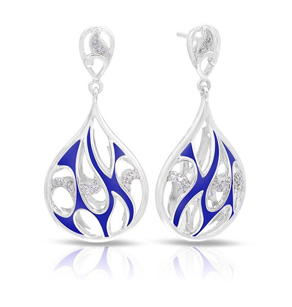 Marea Blue Earrings