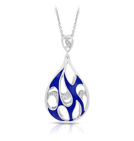 Marea Blue Necklace