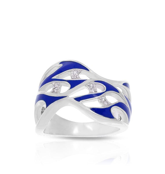 Marea Blue Ring