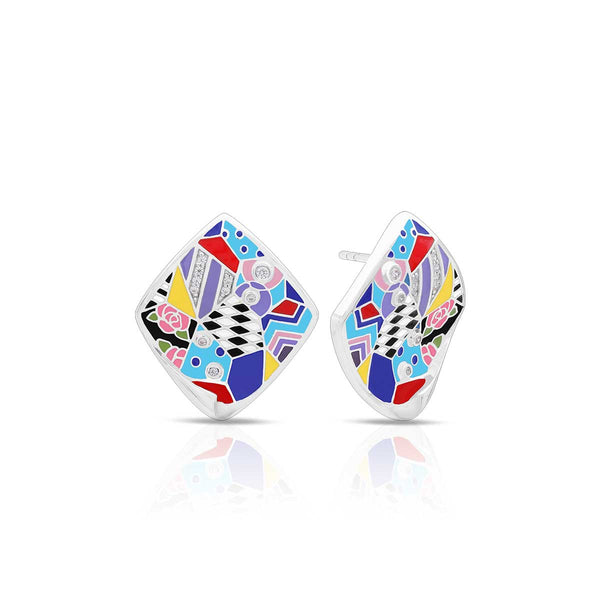 Quilt Earrings