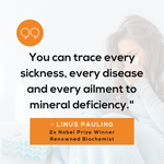 Upgraded Mineral Deficiency, Heavy Metals, & Metabolism Test (Special Offer)