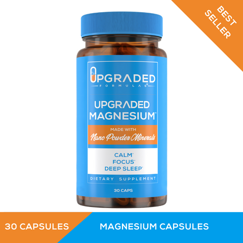 Upgraded Magnesium Capsules