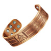 MasonicMan S&C on Bible Pure Copper Bangle Bracelet