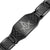 MasonicMan Titanium Magnetic Masonic Bracelet with Black Carbon Fiber