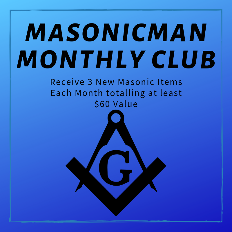 MasonicMan Monthly Club