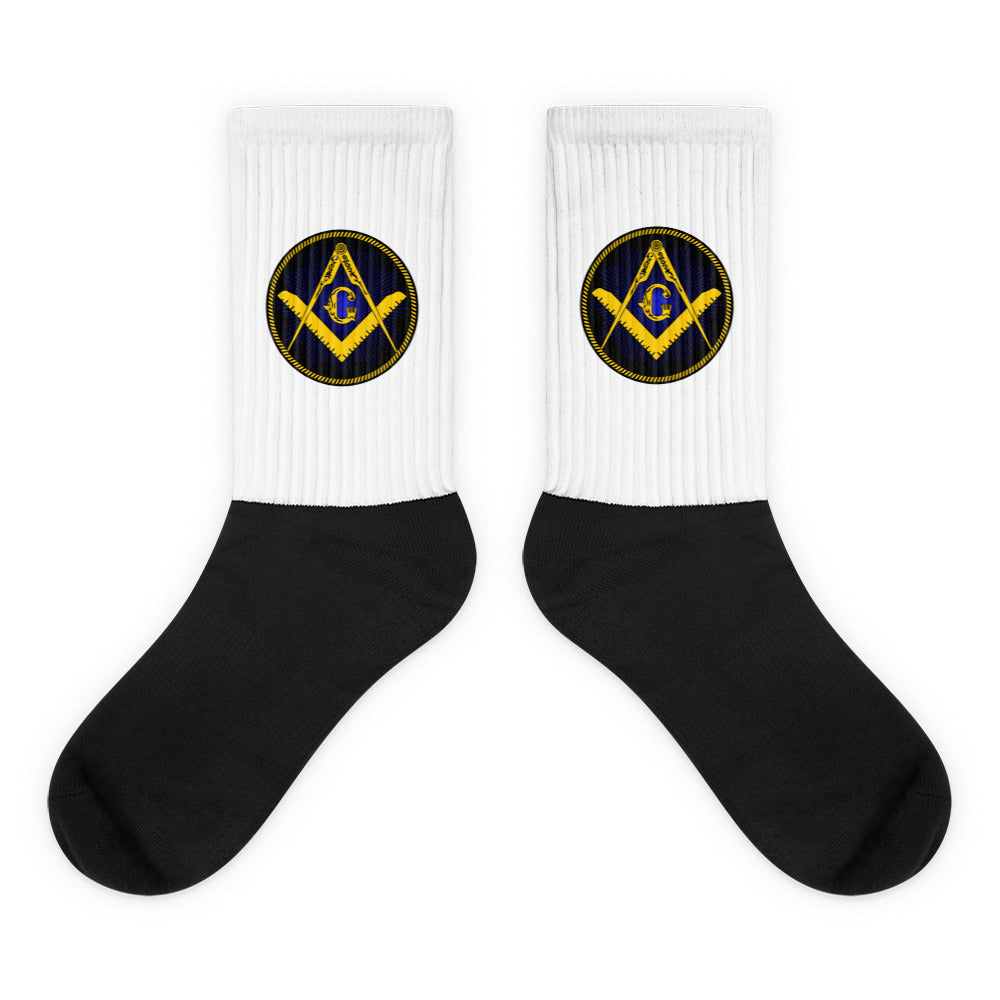 Masonic Socks