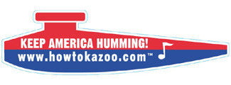Keep America Humming Car Magnet